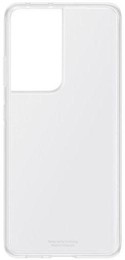 купить Чехол для смартфона Samsung EF-QG998 Clear Cover Transparency в Кишинёве