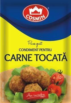 Condiment pentru carne tocată Cosmin 20g