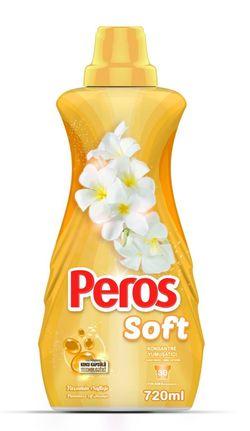 Концентрированный Бальзам-ополаскиватель для белья PEROS 720мл Pureness of Jasmine