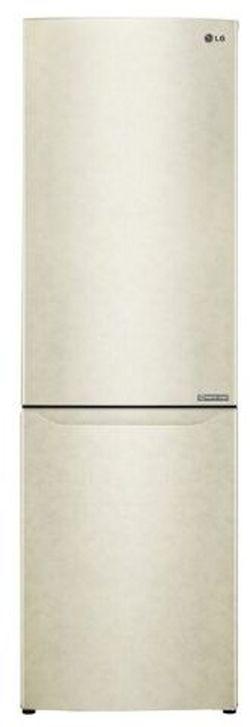 Frigider cu congelator jos LG GA-B419 SEJL, 302L, 190.7cm, A+
