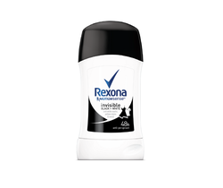 Antiperspirant Rexona Invisible Black&White, 40 ml