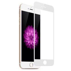 Защитное стекло IPHONE 6/ 6S WHITE (5D )
