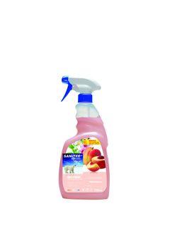 DEO FRESH PESCA & GELSAMINO - экологически  дезодорант устраняет запахи, 750 мл