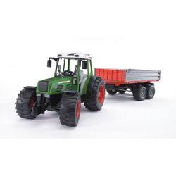 Трактор с прицепом Fendt 209 S , код 42263