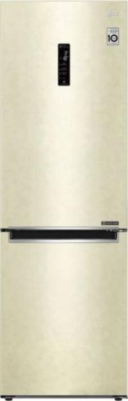 Frigider cu congelator jos LG GA-B459MEQZ, 341L, 186cm, A++