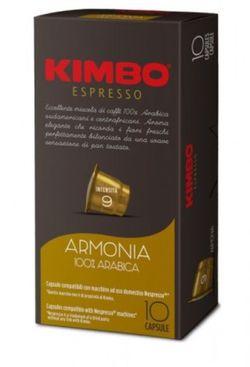 Capsule pentru aparatele de cafea Kimbo Armonia Nespresso 100 caps