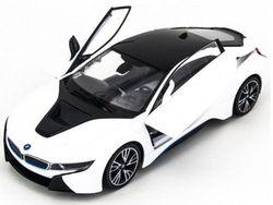 Rastar BMW i8 1:14, White