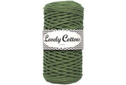 Cord 3 mm, Sage Green