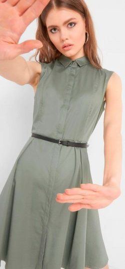 Платье ORSAY Серый