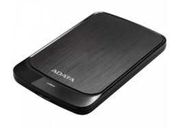 2,0 ТБ (USB3.1) 2,5-дюймовый внешний жесткий диск ADATA HV320, очень тонкий, черный (AHV320-2TU31-CBK)