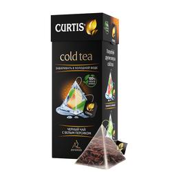 Curtis Cold Tea - Ceai negru cu Piersic Alb 12p