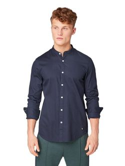 Camasa Tom Tailor Albastru inchis tom tailor 1012622