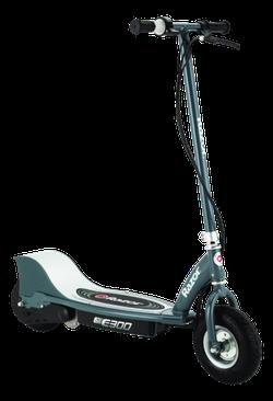 Электрический самокат Razor E300, Gray