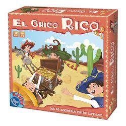 Настольная игра El Chico Rico, код 41322