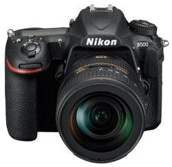 купить Фотоаппарат зеркальный Nikon D500 kit 16-80mm f/2.8-4E ED VR в Кишинёве
