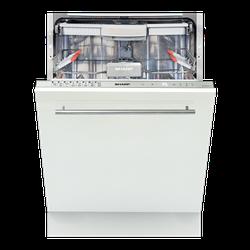 Dish Washer/bin Sharp QWNI54I44DXEU