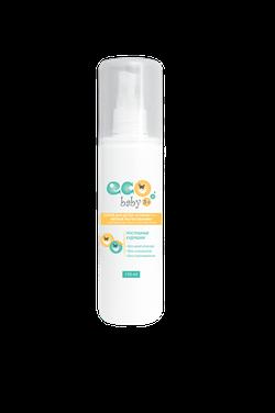 Spray pentru păr «Pieptănare ușoară», ACME EcoBaby, 3+, 150 ml., cu extract de aloe și ulei de in