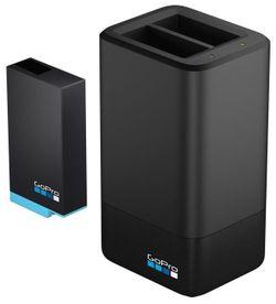 купить Аккумулятор для фото-видео GoPro Max Dual Battery Charger + Battery (GP_ACDBD-001) в Кишинёве