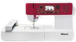 Швейная машина Minerva MC 450-ER
