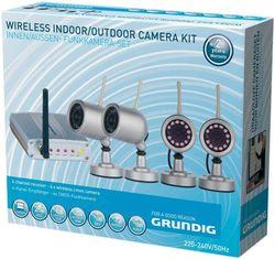 cumpără Cameră de supraveghere Grundig 72790 Camer Kit & Receiver 5Pcs în Chișinău