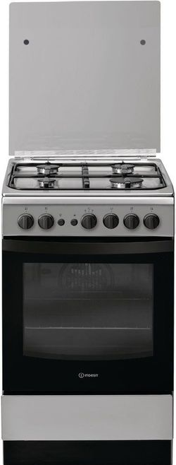 Gas cooker Indesit IS5G1PMX/E