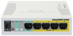 купить Switch/Коммутатор MikroTik CSS106-5G-1S в Кишинёве