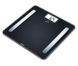 купить Весы напольные Beurer BF600 Pure black (Diagnostic) в Кишинёве
