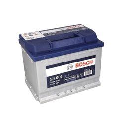 Aвтомобильный аккумулятор Bosch S4005 60 AЧ