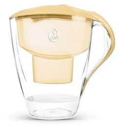 купить Фильтр-кувшин для воды Dafi OMEGA 4 л Unimax standart (Yellow) в Кишинёве