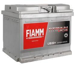 Аккумулятор Fiamm Titanium Plus L1B 50+ (7903779)