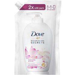 Săpun-cremă lichid Dove Glowing Ritual, rezervă, 500 ml