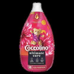 Кондиционер для белья Coccolino Intense Fuchsia Pasion, 960 мл