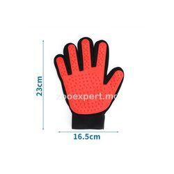 Nobleza Перчатка для вычесывания шерсти L23