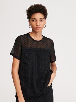 Блуза RESERVED Чёрный wo003-99x