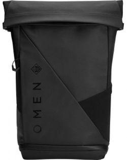 купить Рюкзак для ноутбука HP OMEN Transceptor 15.6 Rolltop Backpack Black в Кишинёве