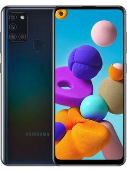 купить Смартфон Samsung A217/32 Galaxy A21 Black в Кишинёве