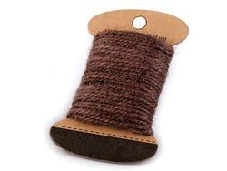 Jute string brown, Ø2 mm