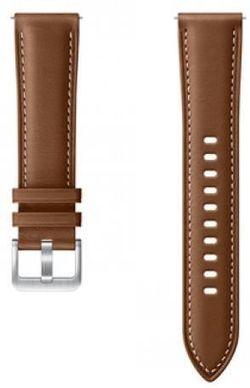 cumpără Accesoriu pentru aparat mobil Samsung ET-SLR85 Leather Band Brown în Chișinău