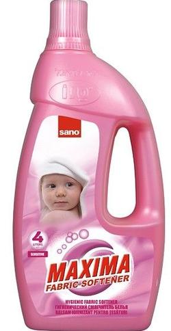 Ополаскиватель для белья Sano Maxima Sensitive 4 л