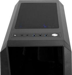 Carcasă Chieftec Scorpion III Black (GL-03B-OP)