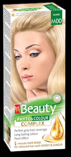 Краска для волос,SOLVEX MM Beauty, 125 мл., M00 - Блонд