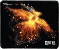 Коврик для игровой мыши Qumo Phoenix 280 x 230 x 3 мм