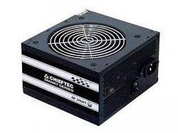 Блок питания ATX 500W Chieftec SMART GPS-500A8, 80+, Active PFC, бесшумный вентилятор 120 мм