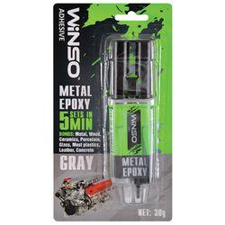 WINSO Adeziv epoxidic p/metal 30gr sur 300500