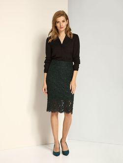 Блуза TOP SECRET Чёрный skl2195