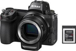 cumpără Aparat foto mirrorless Nikon Z7 + FTZ Adapter Kit + 64GB XQD în Chișinău