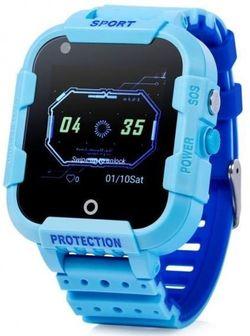 cumpără Ceas inteligent Smart Baby Watch 4G-T12, Blue în Chișinău