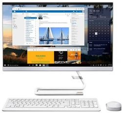 cumpără Monobloc PC Lenovo IdeaCentre AIO 3 24IMB05 White în Chișinău