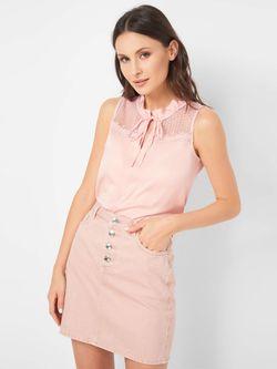 Майка ORSAY Бледно розовый