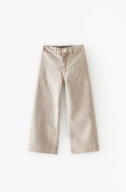 Pantaloni ZARA Bej 8246/605/711